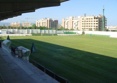 Estadio municipal El Pozuelo