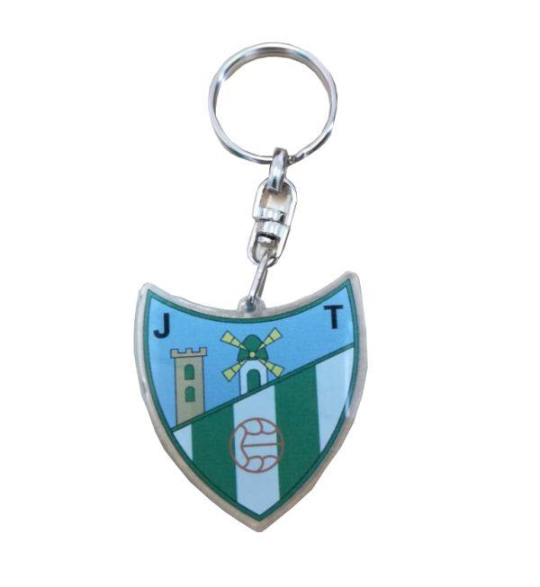 Llavero escudo Juv Torremolinos CF
