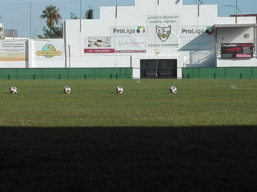 Campo de fútbol El Pozuelo