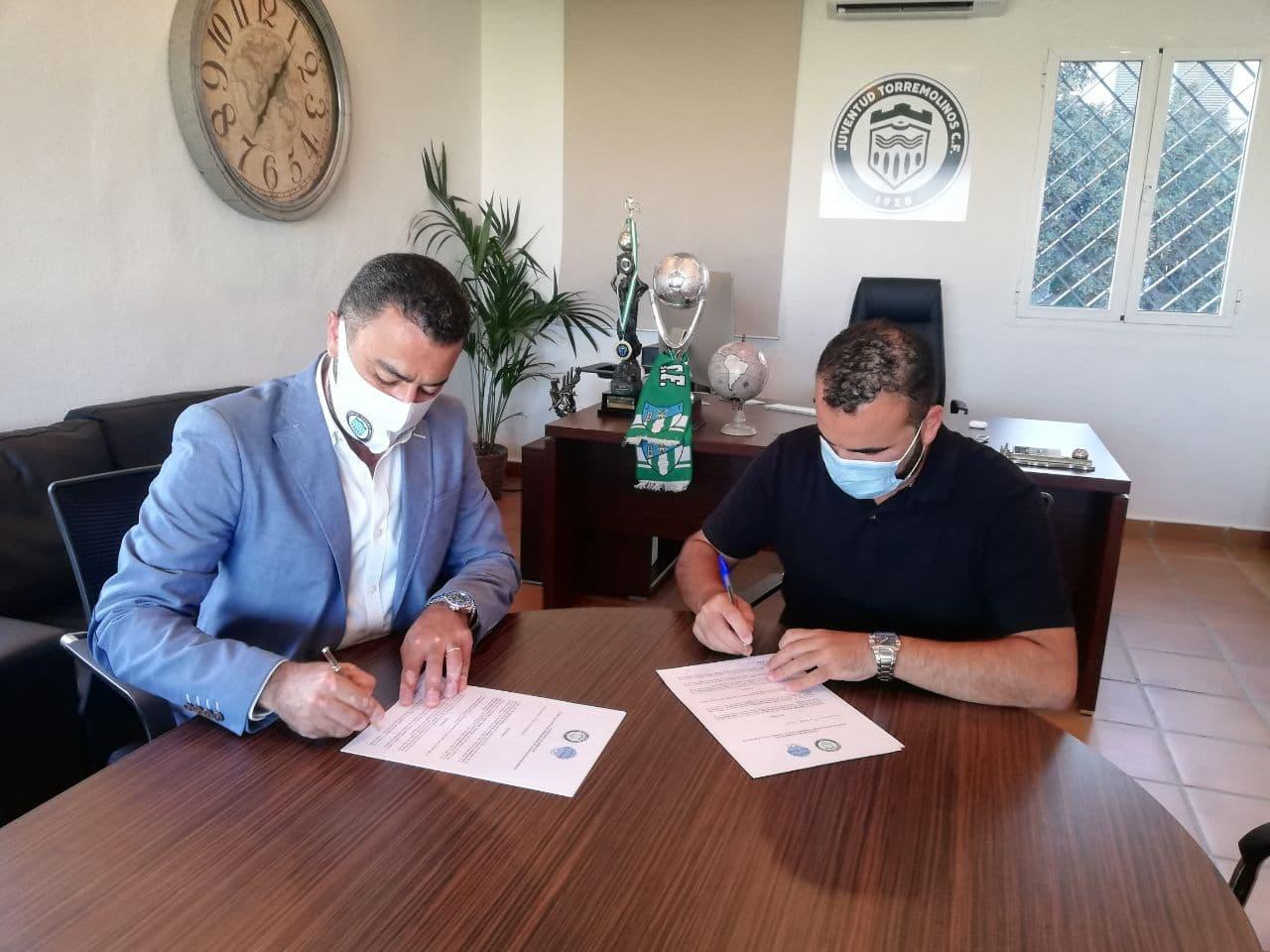Firma Mariscos Paco Ramos como colaborador 21-22